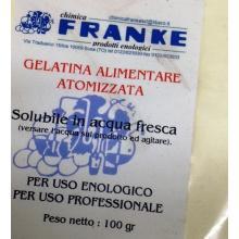 Gelatina Atomizzata 100gr